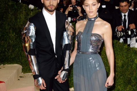 Gigi Hadid et Zayn Malik au naturel : La bombe se dévoile sans maquillage