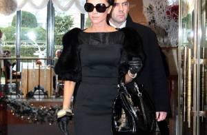 PHOTOS : Victoria Beckham, ultra classe, en compagnie de Dolce et Gabbana !