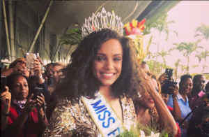 Miss France 2017 : Alicia Aylies accueillie comme