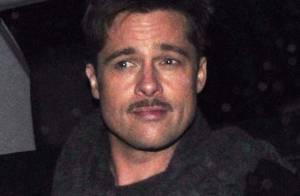 Brad Pitt se fait raccrocher au nez ! Et ce n'est pas une blague...