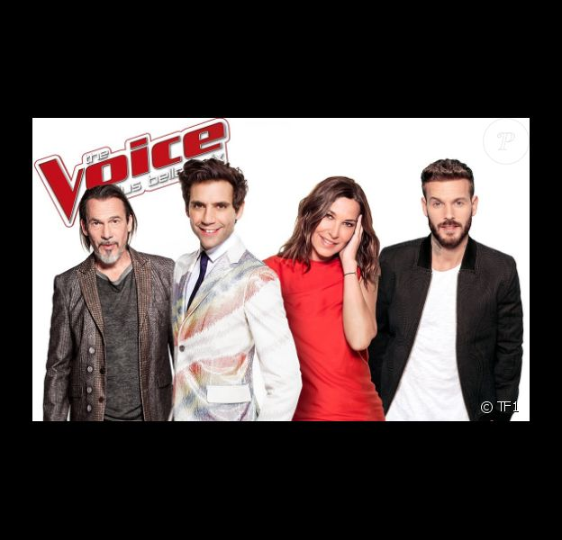 "Les coachs de ""The Voice 6"" !"