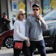 Exclusif - Kate Mara et son compagnon Jamie Bell à West Hollywood, le 16 novembre 2016.