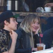 Hilary Duff : Son nouveau chéri est l'ex-petit ami d'une célèbre chanteuse...