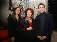 Manuel Valls, sa femme et Séverine Ferrer fêtent l'anniversaire d'Andréa Ferréol