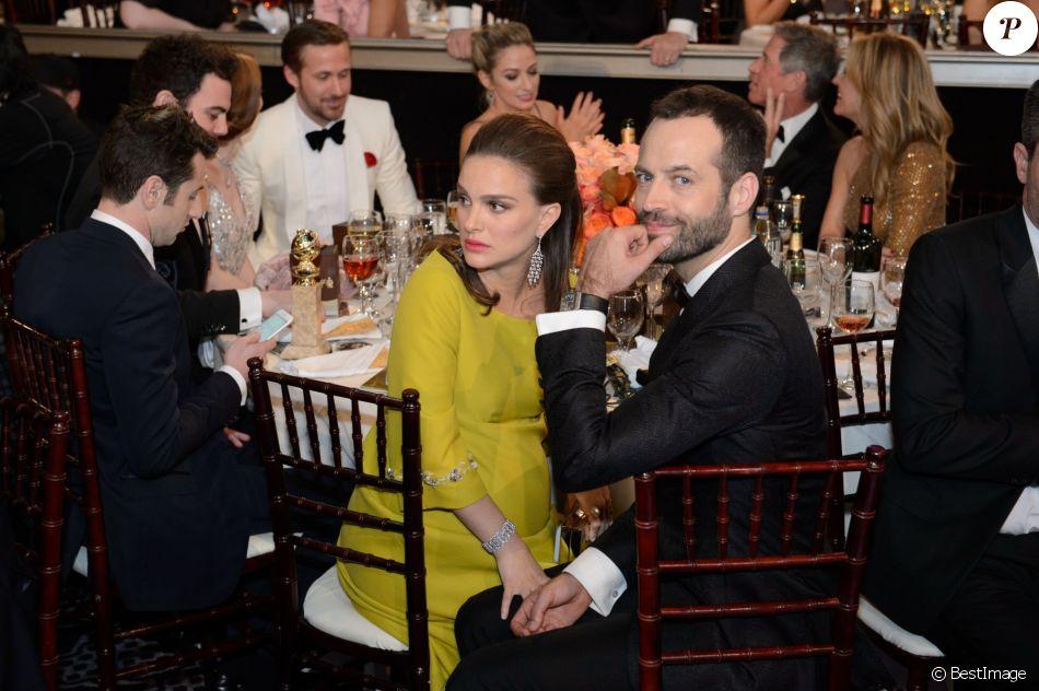 """Natalie Portman, son mari Benjamin Millepied à L.A : """"Il ..."""