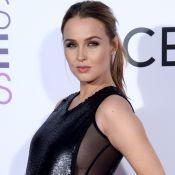 Grey's Anatomy : Camilla Luddington, enceinte, future maman sexy sur tapis rouge
