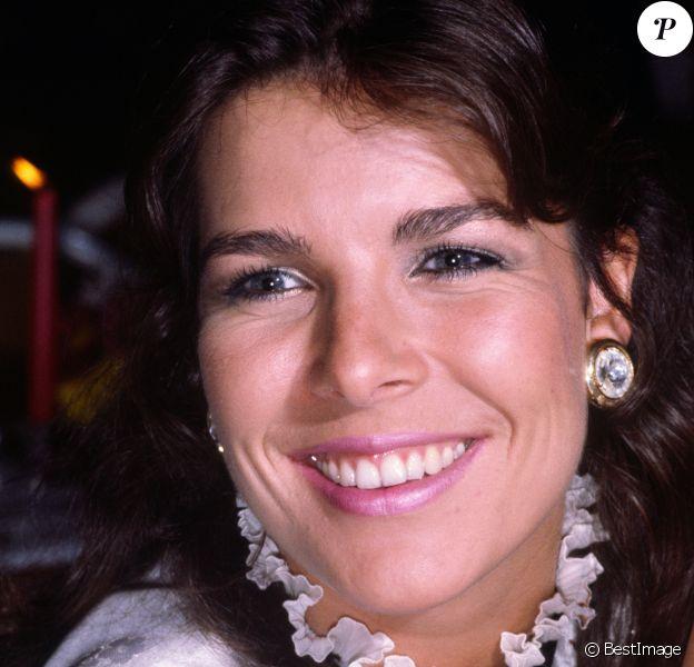 La princesse Caroline de Monaco, portrait. Photo d'archives.