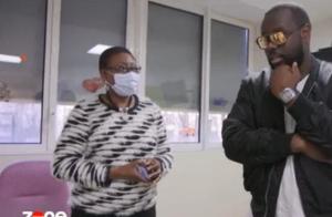 Maître Gims : Sa visite surprise dans un hôpital pour enfants (en Ferrari)