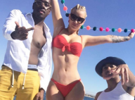 Iggy Azalea torride avec son nouveau chéri : Des vacances brûlantes d'amour