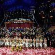 Soirée de gala du 41ème festival du cirque de Monte-Carlo à Monaco, le 24 Janvier 2017. © Manuel Vitali/Centre de Presse Monaco/Bestimage