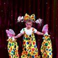 Le Trio Izhevsk - Soirée de gala du 41ème festival du cirque de Monte-Carlo à Monaco, le 24 Janvier 2017. © Manuel Vitali/Centre de Presse Monaco/Bestimage  41th Monte-Carlo circus gala evening in Monaco on january 24th, 2017.24/01/2017 - Monte-Carlo