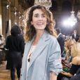 """Agnès Boulard (Mademoiselle Agnès) au défilé de mode prêt-à-porter printemps-été 2017 """"Lanvin"""" à Paris. Le 28 septembre 2016 © Olivier Borde / Bestimage"""