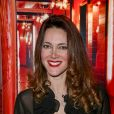 """Sandra Lou lors de la soirée de lancement du livre """"Menteuse"""" de Laurie Cholewa au restaurant Buddha-Bar à Paris, France, le 25 janvier 2017. © Marc Ausset-Lacroix/Bestimage"""