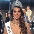 Iris Mittenaere, Miss France 2016, est devenue Miss Univers le 30 janvier 2017 à Manille.