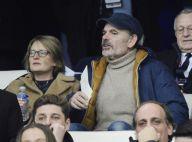 Jean-Pierre Darroussin et sa femme, parents amoureux et supporters de l'OM