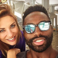 Ariane Brodier en couple avec le rugbyman Fulgence Ouedraogo