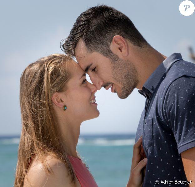 """Alice et Pierre candidats officiels de """"The Game of Love"""", NRJ12"""