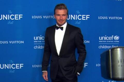 David Beckham : Radin et profiteur ? Son engagement pour l'Unicef attaqué !