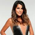 """Karine Ferri au casting de """"Danse avec les stars 7"""", sur TF1."""