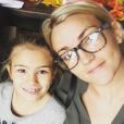 Jamie Lynn Spears et sa fille Maddie (novembre 2016).