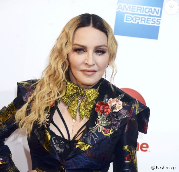 Madonna à la soirée 2016 Billboard Women à New York, le 9 décembre 2016 © Future-Image via Zuma/Bestimage09/12/2016 -