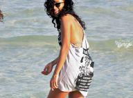 PHOTOS : Solange Knowles, le bonheur absolu sur une plage de Miami !