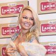 """Pamela Anderson à la Soirée """"Lambertz Monday Night 2017"""" à Cologne en Allemagne le 30 janvier 2017"""