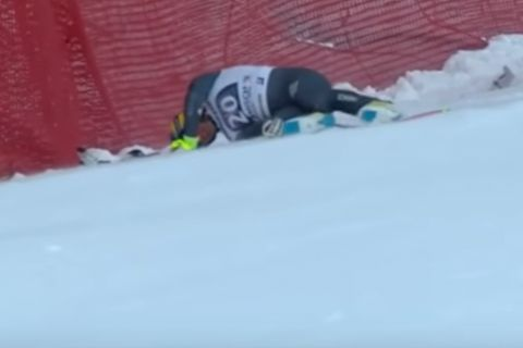 Valentin Giraud-Moine : Malgré son accident dramatique, il rêve encore de ski