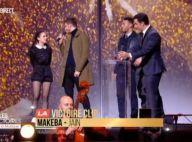 """Victoires 2017, Makeba (Jain) primé:""""On n'est pas des Bamboula, on est des Théo"""""""
