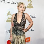 Paris Jackson : Très décolletée face à Britney Spears avant les Grammys