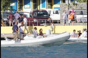 PHOTOS : Jay-Z et Beyoncé enfin de belles vacances... en amoureux !