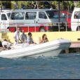 """""""Jay-Z et Beyoncé sont sur un bateau"""""""