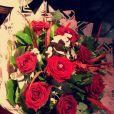 Emilie Fiorelli gâtée pour la Saint-Valentin - Snapchat, 14 février 2017