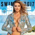 Kate Upton très sexy en couverture du magazine Sports Illustrated Swimsuit daté du mois de mars 2017.