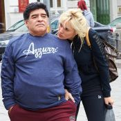 Diego Maradona violent avec sa compagne ? La police appelée...