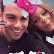 Nehuda et Ricardo Pinto : Saint-Valentin de rêve pour le couple réconcilié