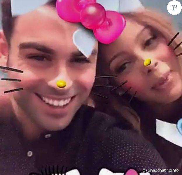 Ricardo et Nehuda réunis pour la Saint-Valentin 2017.