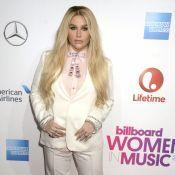 """Kesha """"trop grosse"""" pour réussir : Son producteur Dr. Luke s'amusait à l'affamer"""