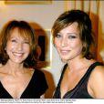 Nathalie Baye et sa fille Laura Smet