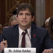 """Ashton Kutcher, bouleversé : """"J'ai vu des choses que personne ne devrait voir"""""""
