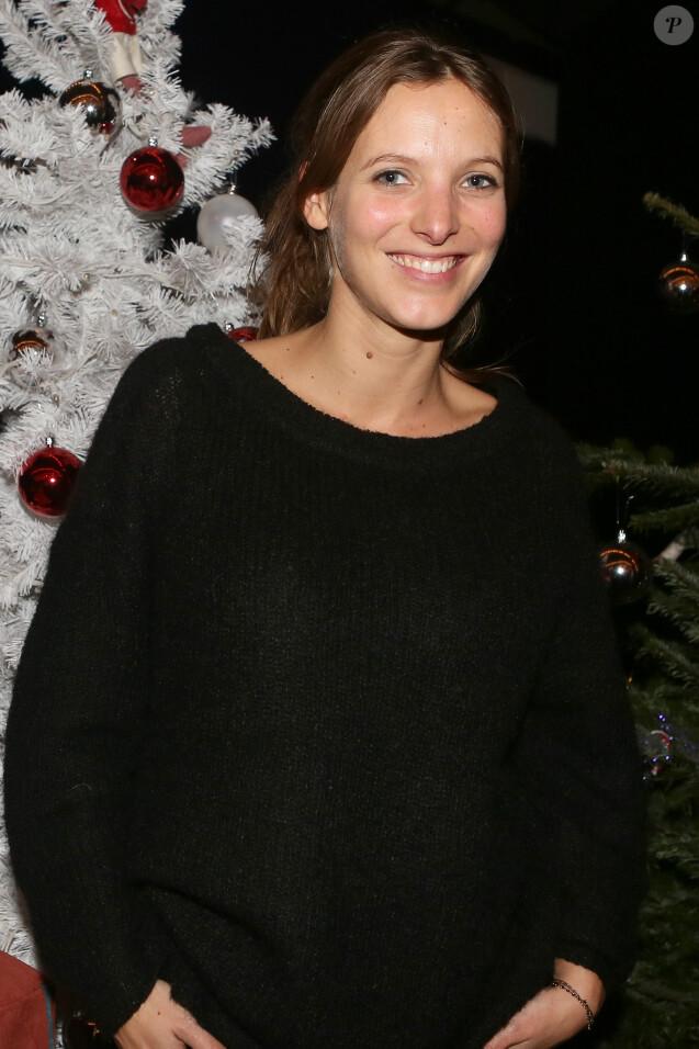 Elodie Varlet - Les people sont reunis pour la journee de l'association ELA pour fêter Noel a Disneyland Paris, le 30 novembre 2013.