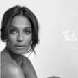 Tatiana Silva, ex-Miss Belgique (2005) et ex-compagne du chanteur Stromae, a été recrutée par TF1 comme Miss Météo ! Photo Instagram Tatiana Silva, capture d'écran de son site officiel, 2016.