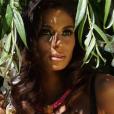 Tatiana Silva, ex-Miss Belgique (2005) et ex-compagne du chanteur Stromae, a été recrutée par TF1 comme Miss Météo ! Photo Instagram issue d'un shooting en 2016 pour la marque VELA Lingerie dont elle est ambassadrice.
