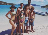 Scottie Pippen et Larsa, canon, en famille au paradis... Et le divorce ?