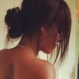 Amel Bent, superbe, sur Instagram. Le 4 septembre 2016.