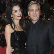 """George Clooney dément la rumeur : """"Je ne connais pas encore le sexe des jumeaux"""""""
