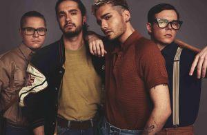 Tokio Hotel : Exit le look émo, le groupe se veut branché pour son retour