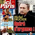 """Couverture du magazine """"Ici Paris"""" en kiosque le 22 février 2017"""