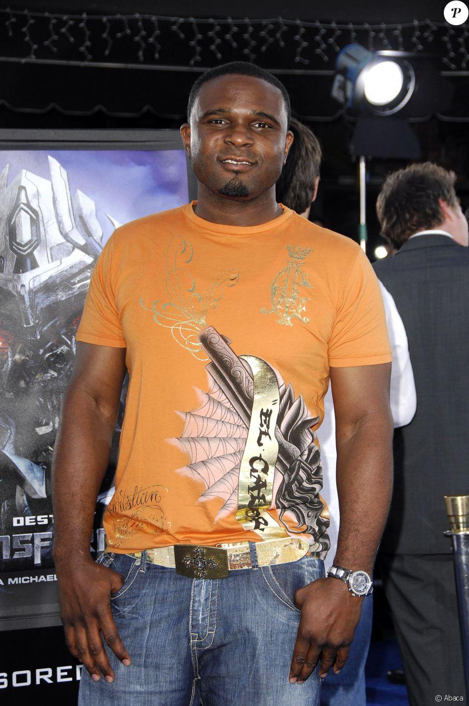 Darius McCrary à la première du film Transformers à Los Angeles, le 27 juin 2007