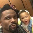 Darius McCrary a publié une photo de lui avec sa petite fille Zoey sur sa page Instagram le 22 février 2017. Sa femme Tammy l'accuse de violences conjugales.